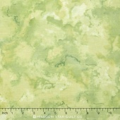 Rainbow Seeds - Texture Green Yardage