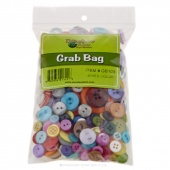 Button Grab Bag - Mixed Colors