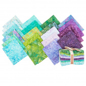 Fairy Slipper Batiks Fat Quarter Bundle