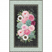 Botanical Oasis Wall Quilt Kit