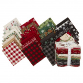 Holiday Lodge Fat Quarter Bundle