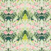 Bloomsbury - Ms. Woolf Freshwater Green Yardage