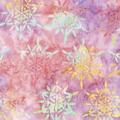 Salt Water Taffy Batiks - Sparkle Fantasy Yardage