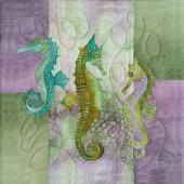The Snooty Sisters Art Print Panel