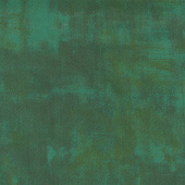 "Grunge - Christmas Green 108"" Wide Backing"
