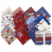 America the Beautiful Fat Quarter Bundle