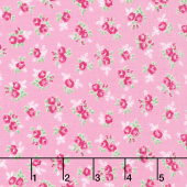 Guest Room - Sweet Floral Cameo Yardage