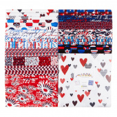 """All American 10"""" Squares"""