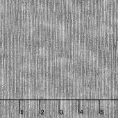 Blushing Peonies - Lines Charcoal Yardage