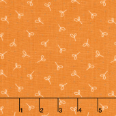 Farm Girl Vintage - Seedling Orange Yardage