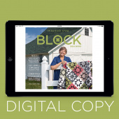 Digital Download - Block Magazine 2020 Volume 7 Issue 4