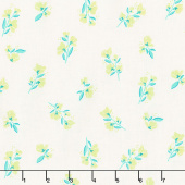 Midsummer Meadow - Blossom Cream Yardage