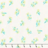 Midsummer Meadow - Blossom Cream Yardage