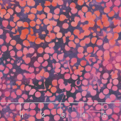 Brandywine Batiks - Berries Mixed Berry Yardage