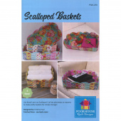 Scalloped Baskets Pattern
