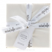 Cotton Couture Soft White Charm Pack