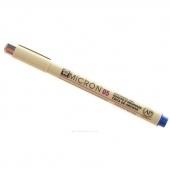 Pigma Micron 05 Pen .45mm Blue