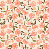The Open Road - Fields of Alsike Blush Yardage