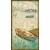 Lakeside Retreat - Large Multi Panel