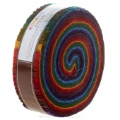 Kona Cotton - Dark Palette Skinny Strips