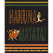 The Lion King - Hakuna Matata Multi Panel