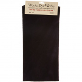Weeks Dye Works Hand Over Dyed Wool Fat Quarter - Solid Kohl
