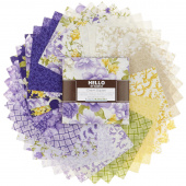 Beckford Terrace Wisteria Charm Pack
