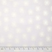 Nature's Pearl - Floating Dandelion Oyster Pearl Pearlized Yardage