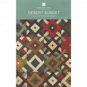 Desert Sunset Quilt Pattern by Missouri Star
