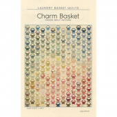 Charm Basket Quilt Pattern