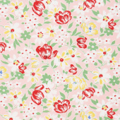 Sugar Sack II - Sweet Bouquet Carnation Yardage