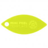 "Missouri Star Mini Orange Peel Template for 2.5"" Squares"