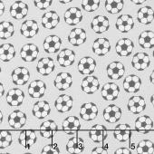Varsity - Soccer Main Gray Yardage