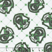 Wizarding World - Harry Potter Slytherin House Pride Yardage