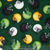 Sports Life 3 - Green Helmets Yardage