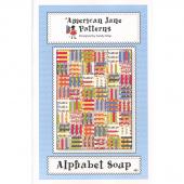 Alphabet Soup Pattern