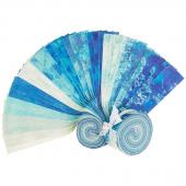 Make a Wish Hydrangea Digitally Printed Strips