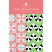 Spring Bloom & Switchback Pattern by Missouri Star