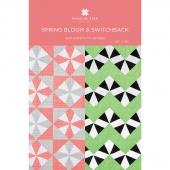 Spring Bloom & Switchback Pattern by Missouri Star