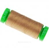 Aurifil 40 WT 100% Cotton Mako Spool Thread - Cafe' au Lait