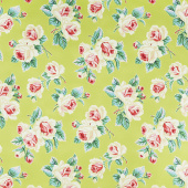 True Kisses - Fling Chartreuse Yardage