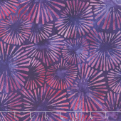 Artisan Batiks - Retro Metro Fireworks Grape Yardage