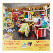 Sewing Store Companion Puzzle