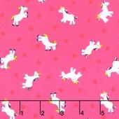 Fantasy - Unicorn Pink Yardage