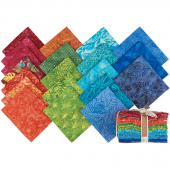 Punch Batiks Fat Quarter Bundle