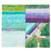 Fairy Slipper Batiks Stacks