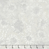 Shiny Objects - Precious Metals Lustrous Lace Platinum Metallic Yardage