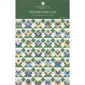 Mountain Lily Quilt Pattern by Missouri Star