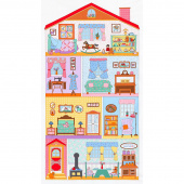 Penny's Dollhouse 2 - House Sweet Panel