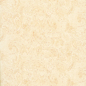 Idaho Prairie Star - Paisley with Tiny Dots Red Beige Yardage